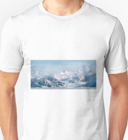 Transantarctic Range, Victoria Land, Antarctica T-Shirt