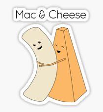 Mac And Cheese Sticker