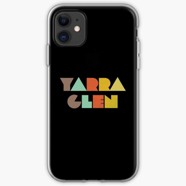 Yarra Glen Vintage iPhone Soft Case