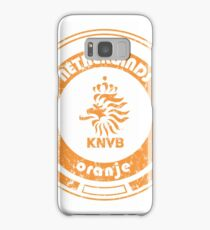World Cup Football - Team Netherlands (distressed) Samsung Galaxy Case/Skin