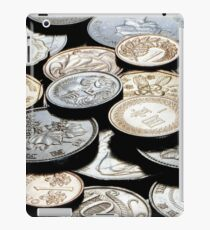 FOREIGN COINS iPad Case/Skin