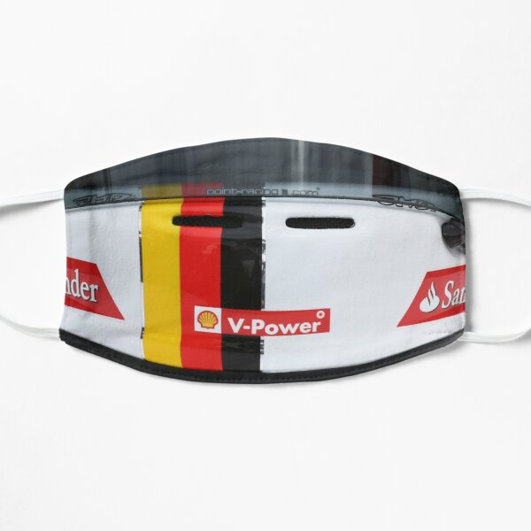 Sebastian Vettel Helmet 5 Mask