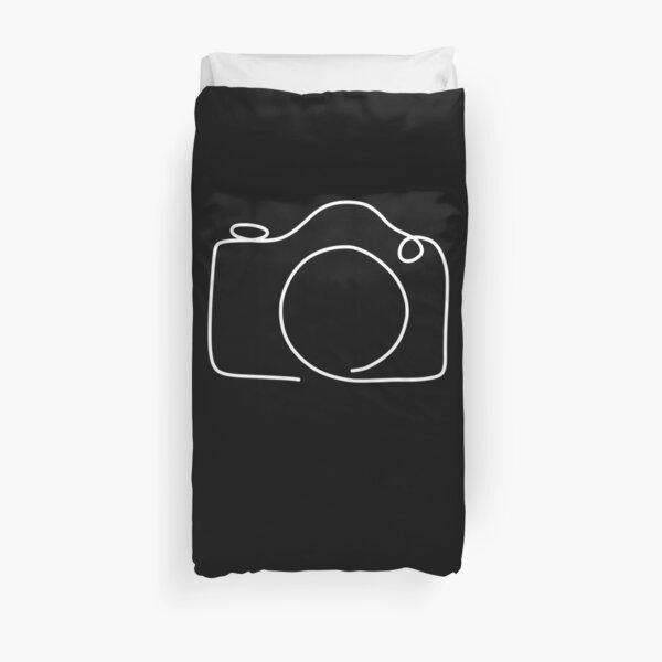 KAMERA | Foto | Geschenk für Fotografen | Fotograf Bettbezug