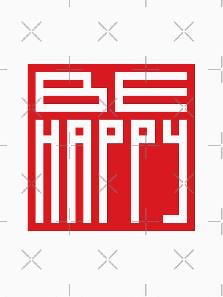 be happy  by kislev