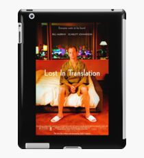 Movie Poster Merchandise iPad Case/Skin