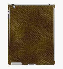 REPTILE SKIN iPad Case/Skin