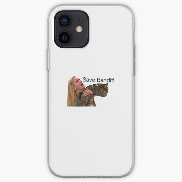 Save bandit iPhone Soft Case