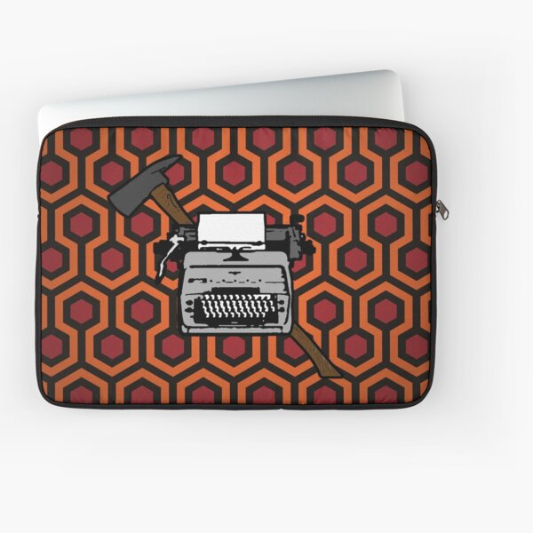 all work and no play 2 Laptop Sleeve
