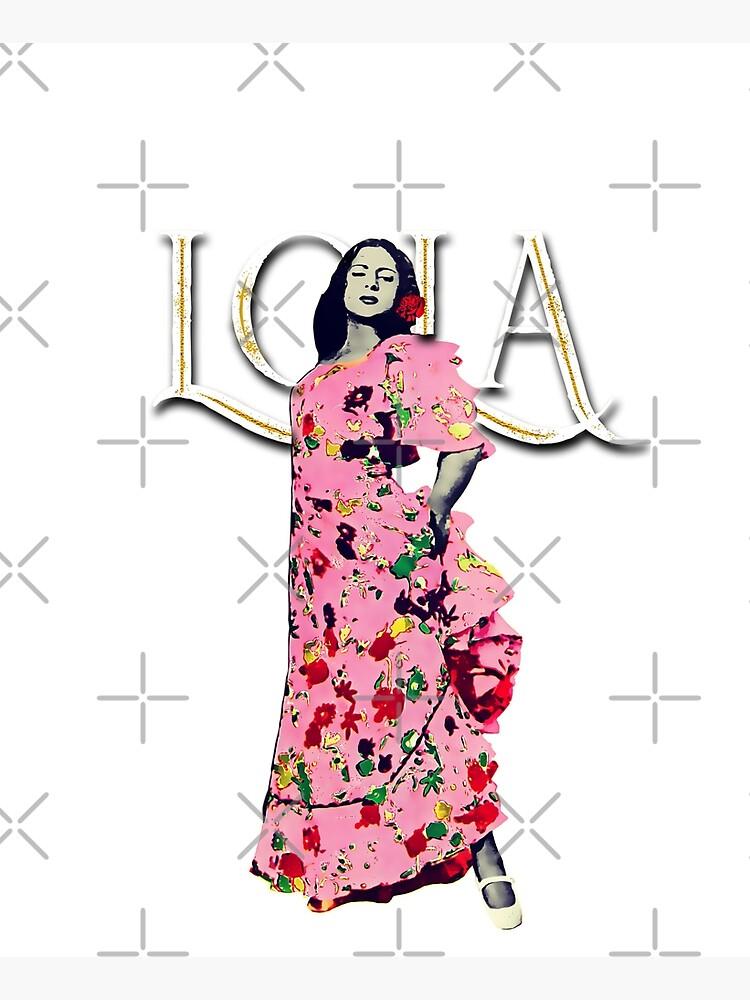 """Lola Flores Diseño """"Lola Embrujo"""" de danimota"""