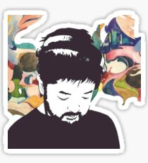 Nujabes Merch Sticker