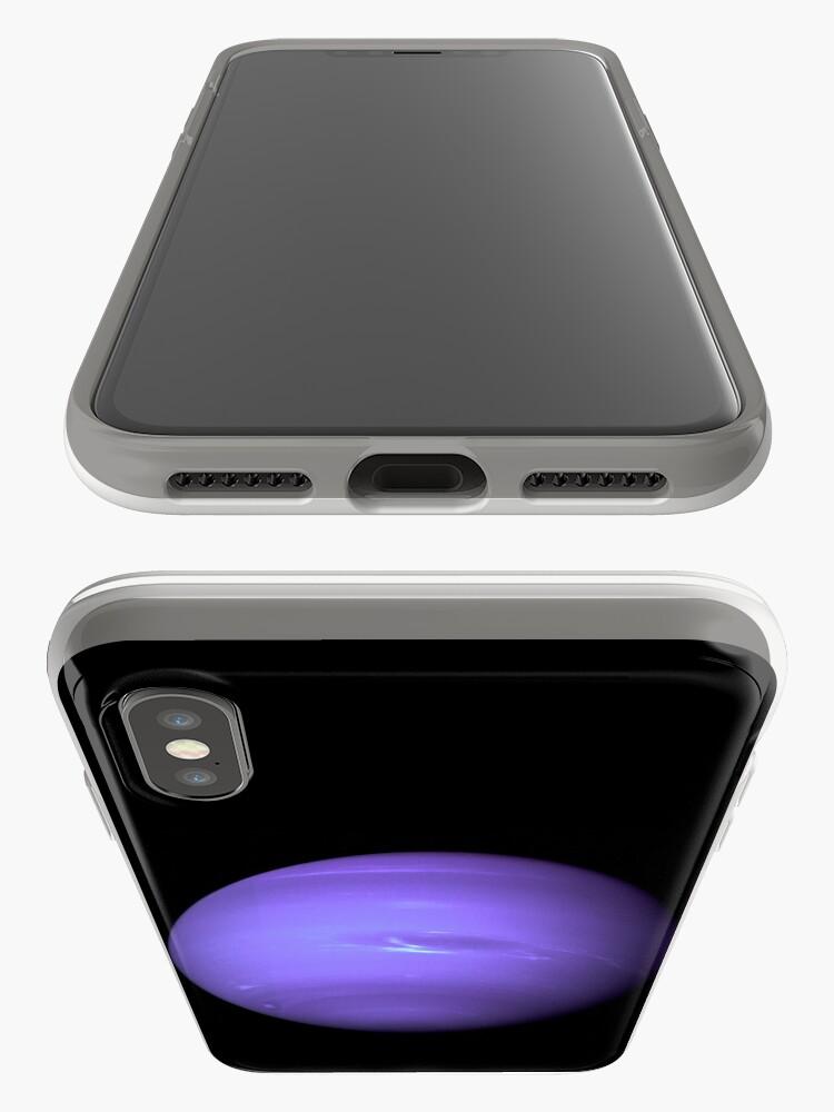 Alternative Ansicht von Neptun iPhone-Hülle & Cover