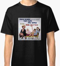 Camiseta clásica Mercancía del cartel de la película