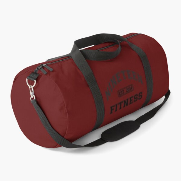 College Style  Duffle Bag