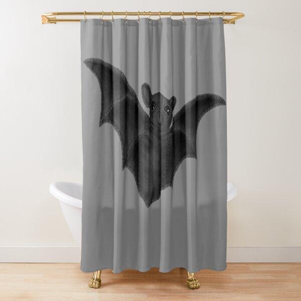 Bat Dollcreature- Halloween, Fledermaus, Spooky,  Duschvorhang