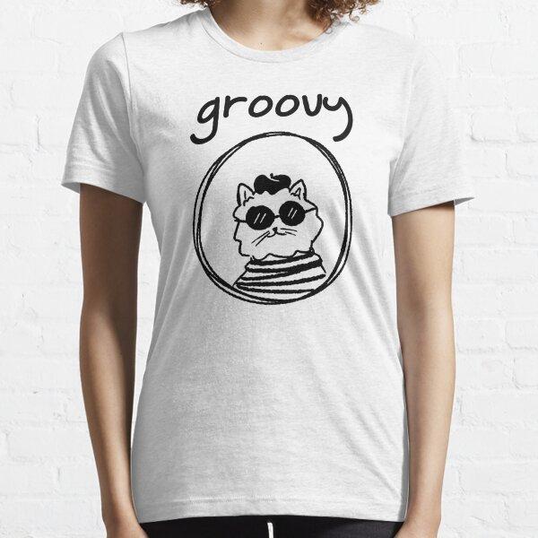 Groovy Cat Essential T-Shirt