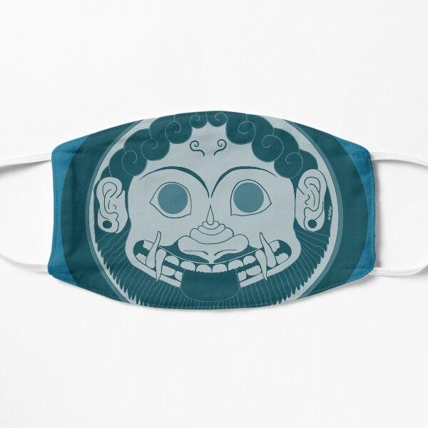 The Gorgon Mask Flat Mask