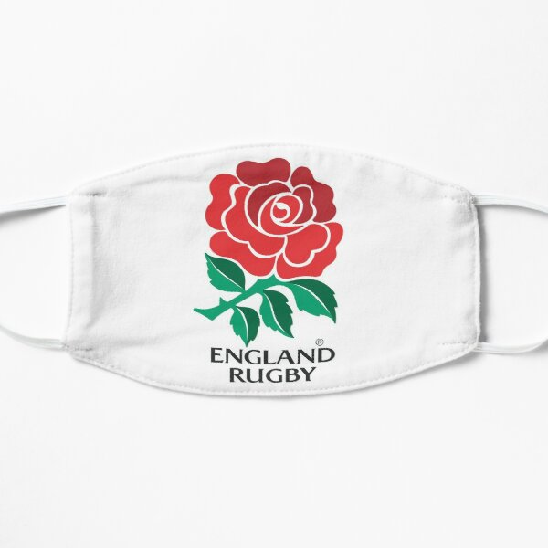 RUGBY ENGLAND Flat Mask
