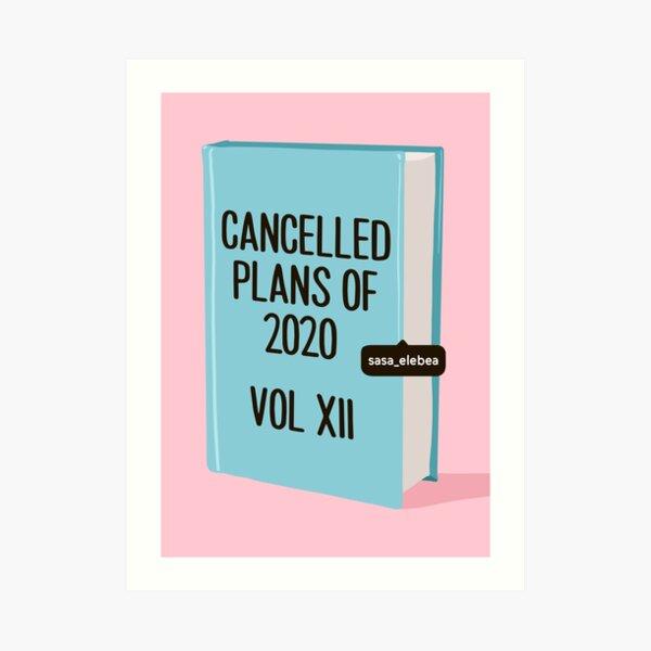 2020 by Sasa Elebea Art Print
