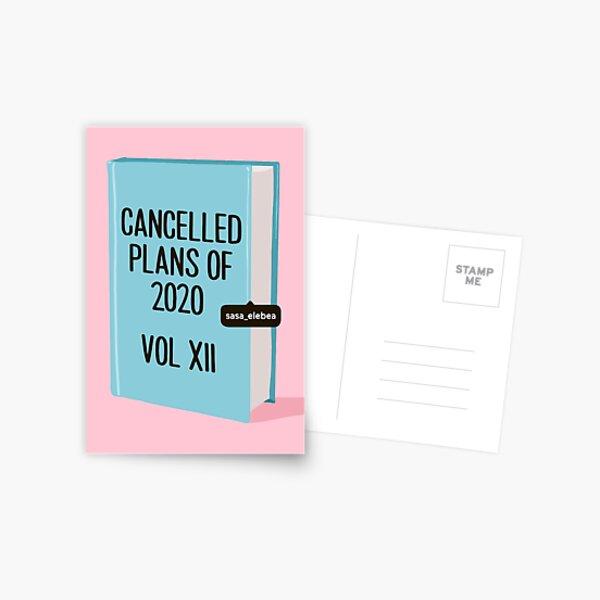 2020 by Sasa Elebea Postcard