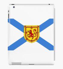 Nova Scotia Flag iPad Case/Skin