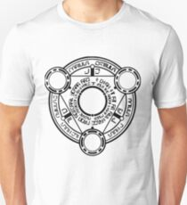 Phantasy Star Online - Logo Black T-Shirt