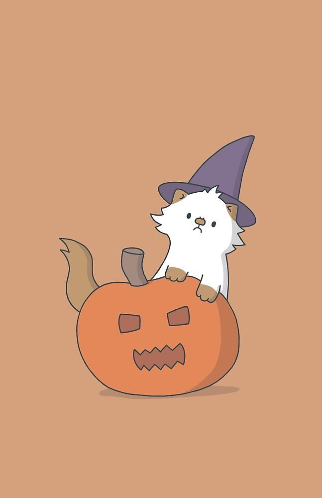 Halloween Moo by Daniel Saunders