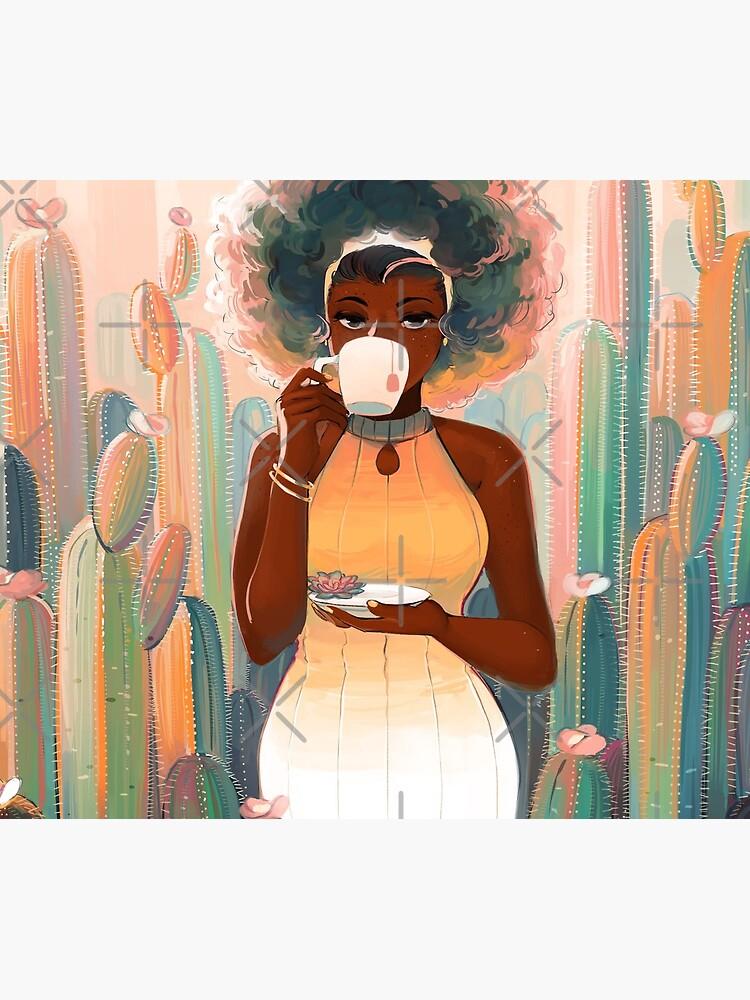 Cacti Tea by GDBee