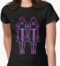 The Shining Womens Fitted T-Shirt