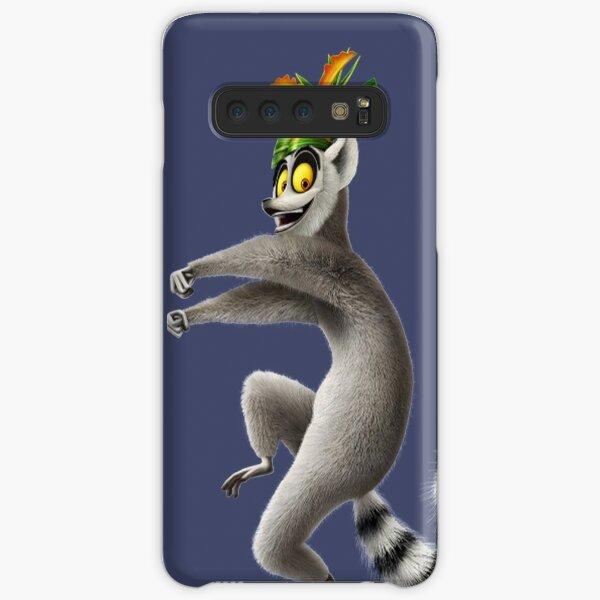 King Julien from Madagascar Samsung Galaxy Snap Case