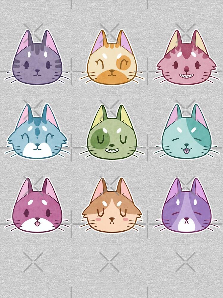Mood Kittens by kattvalk