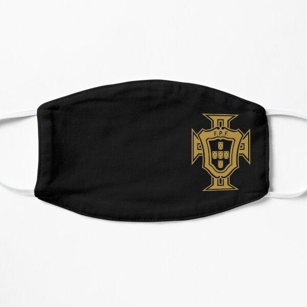 FPF noir et or Masque sans plis