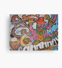 Soul of Music Canvas Print