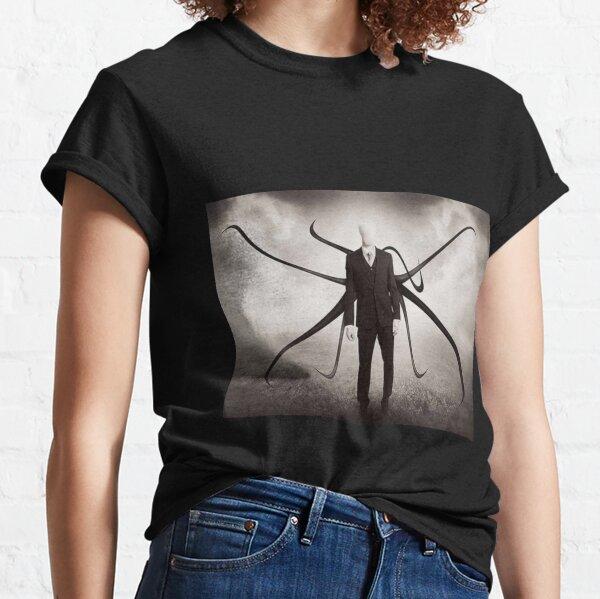 Slender Man style Classic T-Shirt