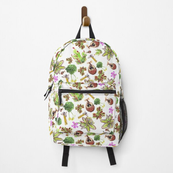 Carnivor plants Backpack