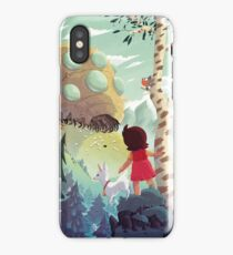HEIDI iPhone Case