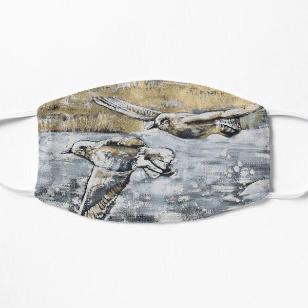 Silver Plovers in Kamouraska Flat Mask