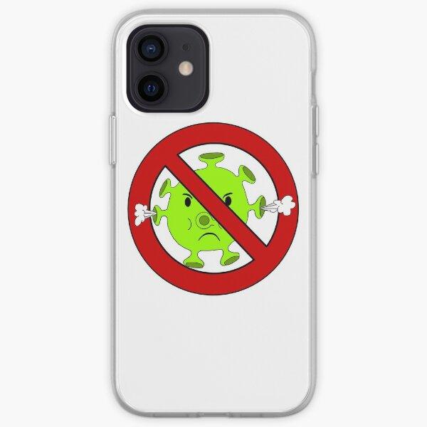 corona Funda blanda para iPhone