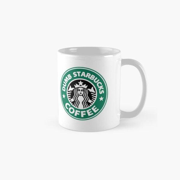 Logo Starbucks Dumb de Nathan pour vous Mug classique