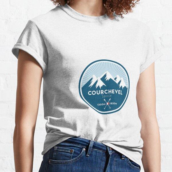 COURCHEVEL T-shirt classique