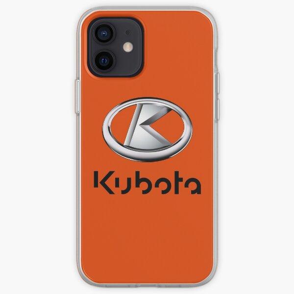 Kubota Funda blanda para iPhone