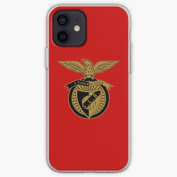 Benfica Gold Coque souple iPhone