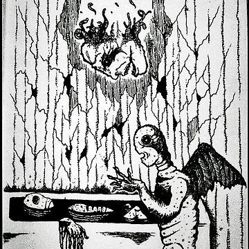 Bathtub Disaster  by MackVanLobster