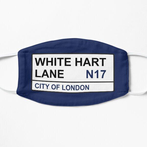 Tottenham Football Team White Hart Lane Street Sign Flat Mask