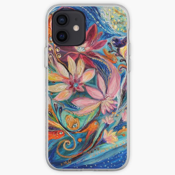 Four Elements III. Water iPhone Soft Case