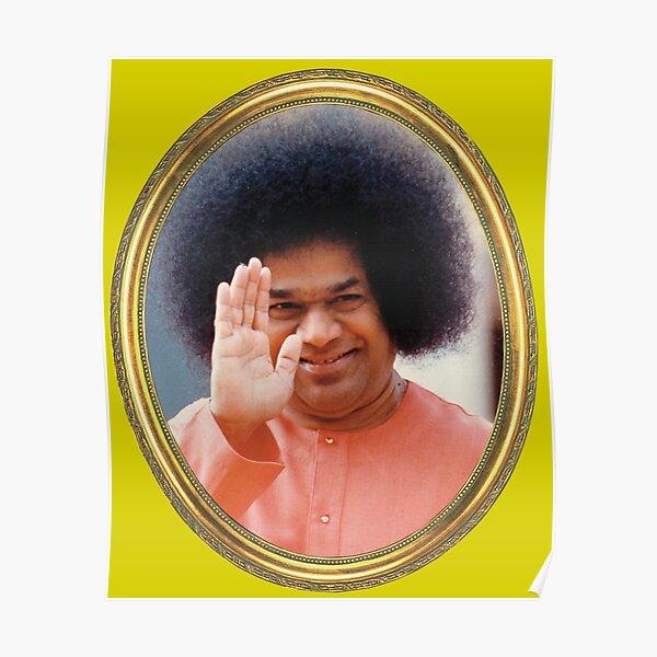 Sathya Sai Baba Blessings  Poster
