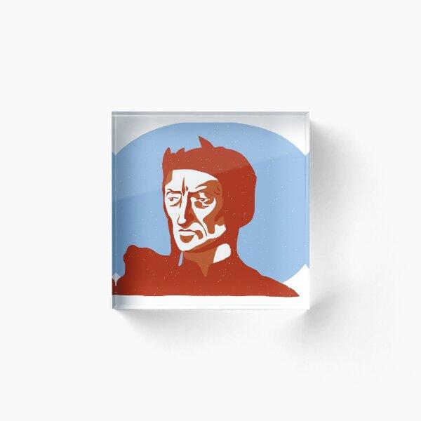 Dante Bloc acrylique
