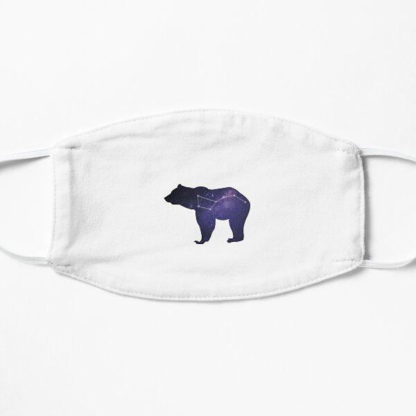 Ursa Major - The bear in the stars Flat Mask