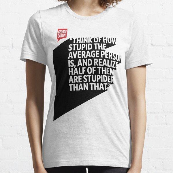 George Carlin Essential T-Shirt