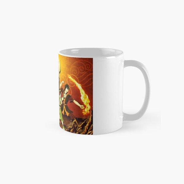 Team And Aang Classic Mug