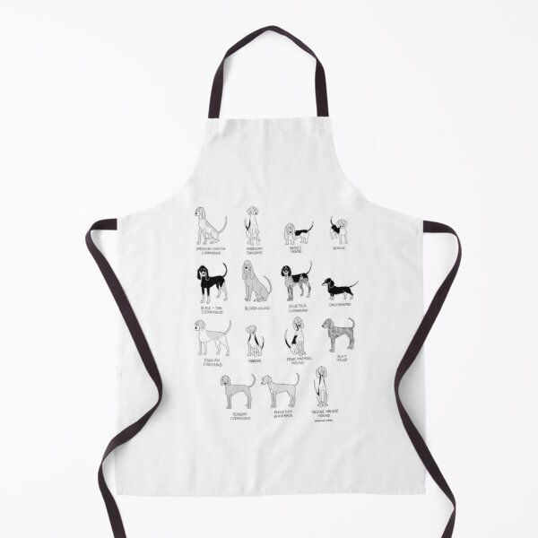 The Scenthounds Apron